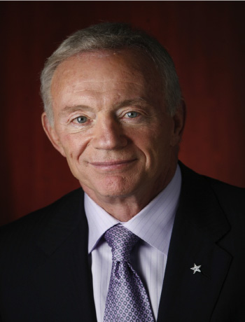 "Jerral Wayne ""Jerry"" Jones"