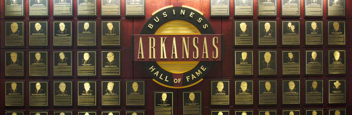 Inductees: Arkansas Business Hall of Fame