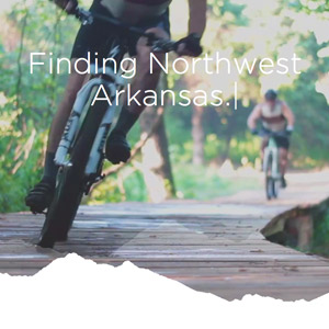 Finding Northwest Arkansas