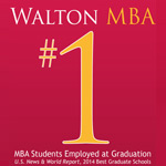 MBA ranked number 1