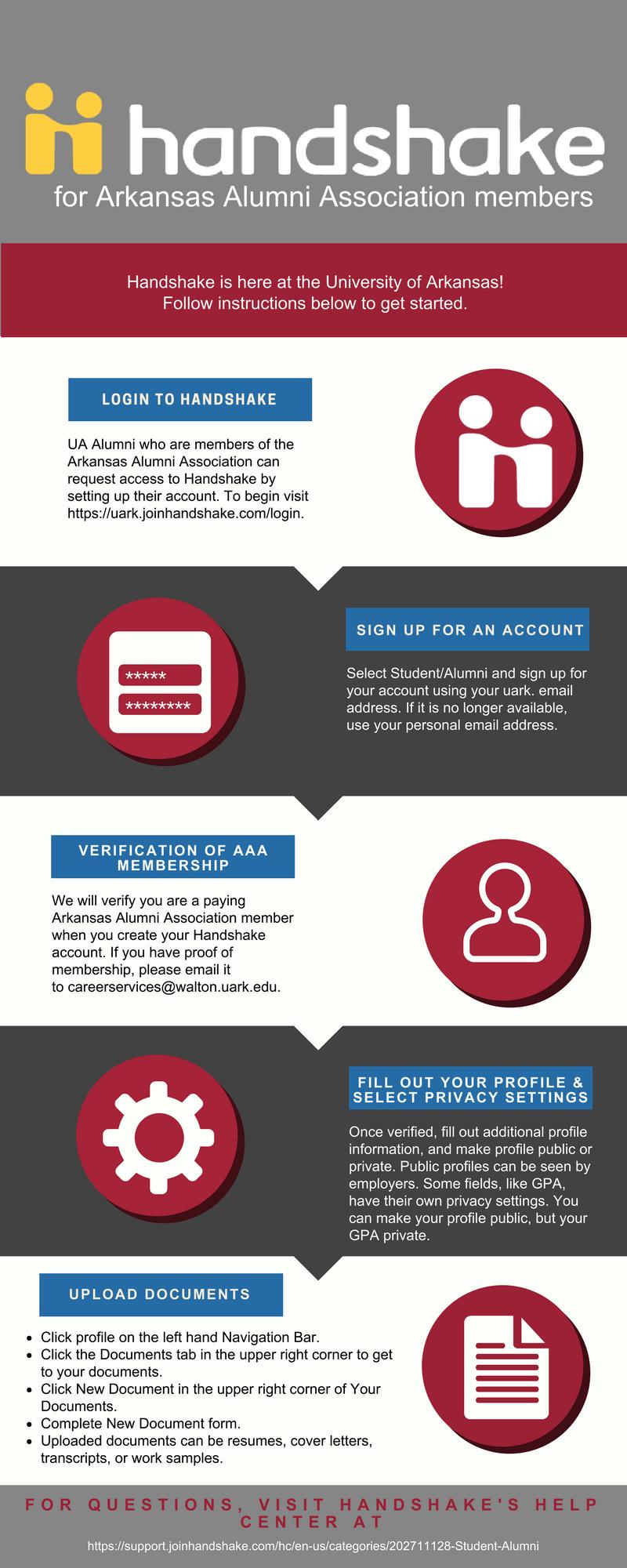 For Alumni | Career Services | Walton College | University of Arkansas
