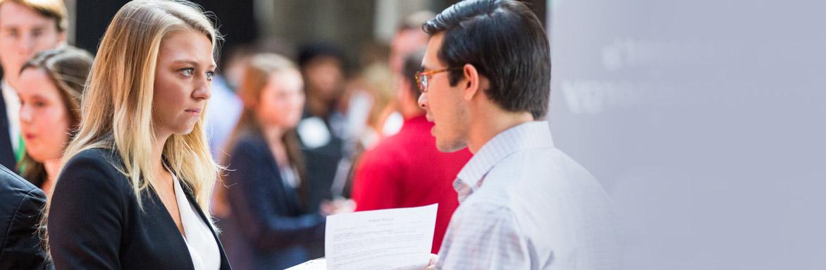 Career Fairs: Employer Information | Career Services | Walton ...