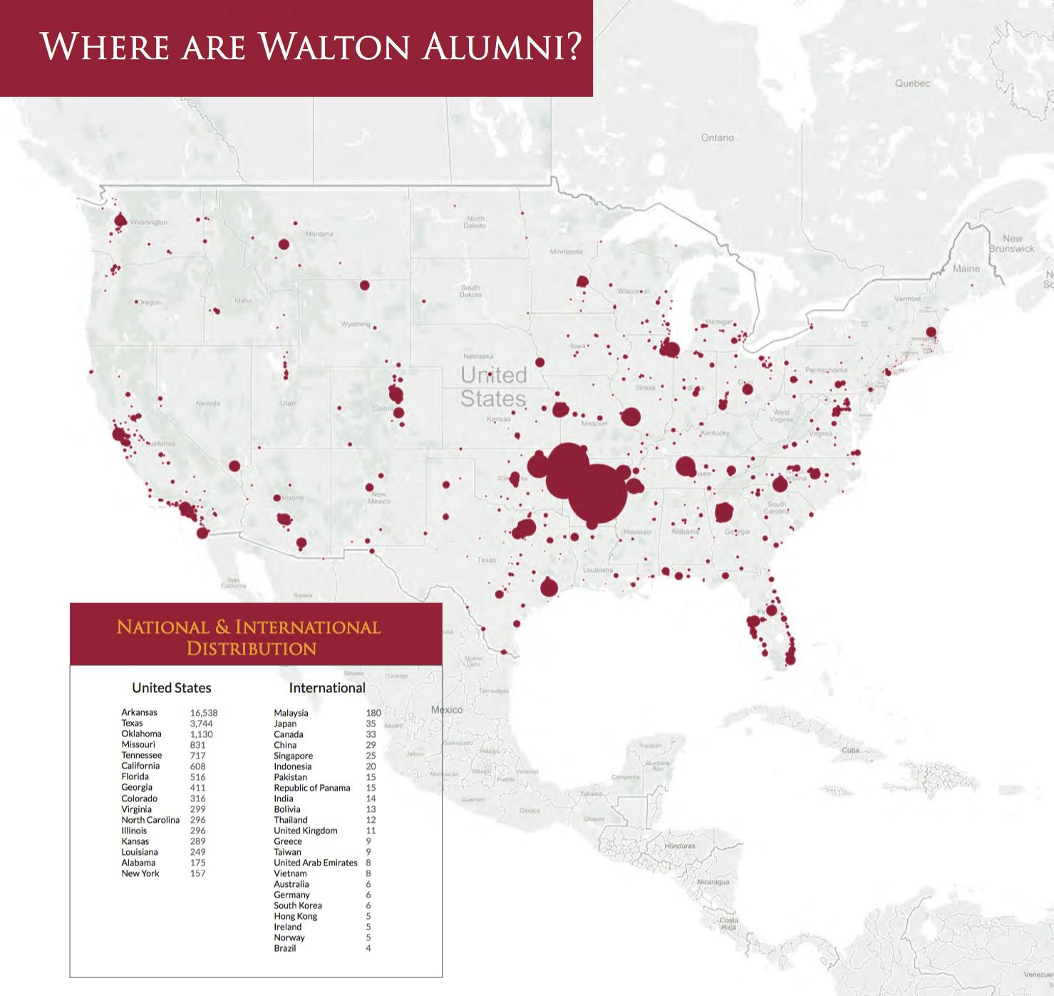 Alumni and Friends Walton College