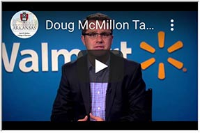 A video message from Doug McMillon
