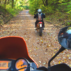 Motorcycling in Arkansas