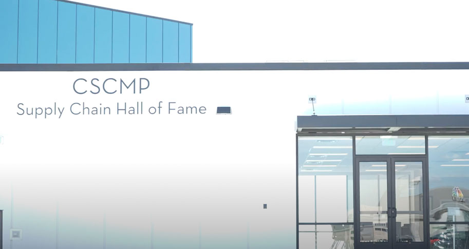 CSCMP Supply Chain Hall of Fame